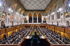 Image result for pics of the canadian house of commons