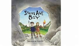 Image result for stoneage boy