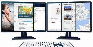 Tamaño de Resultado de imágenes de las de pantalla y la Multitareas.: 316 x 160. Fuente: www.softonic.com