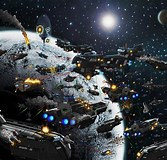 Image result for Epic Space Battles. Size: 167 x 160. Source: wallpapersafari.com