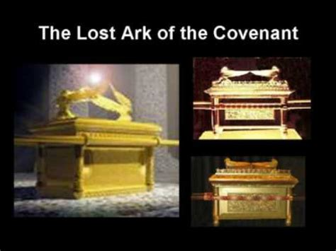 Image result for Is the Ark of the Covenant lost or found?