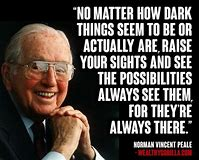 Image result for Norman Vincent Peale Quotes