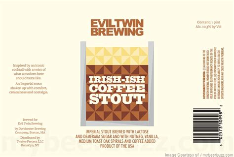 Image result for EVIL TWIN IRISH ISH COFFEE