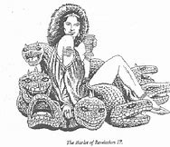 Image result for Babylon in the bible made the whole world drunk