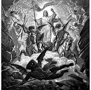 Image result for Jesus versus Satan