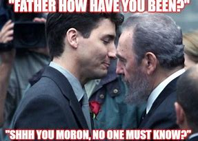 Image result for justin trudeau HELPING TERRORISTS memes