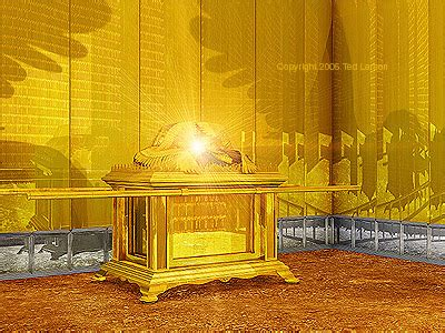 Image result for God gives moses and aaron specifc instructions about the ark of the covenant