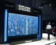 Image result for World's largest TV. Size: 198 x 160. Source: www.flickr.com