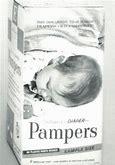 "Image result for 1965 - ""Pampers"""
