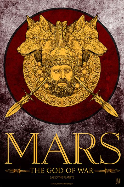 Image result for THE GOD MARS