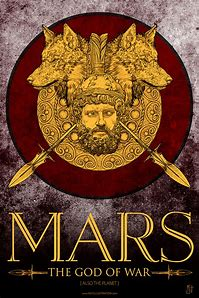 Image result for THE GOD MARS
