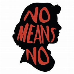Image result for Images No means No. Size: 204 x 204. Source: transgriot.blogspot.com