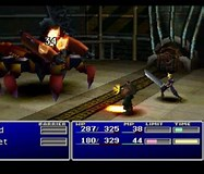 Image result for Space Battle FF7. Size: 187 x 160. Source: www.cnet.com