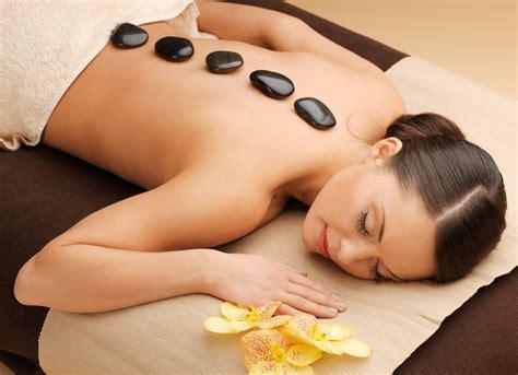 Image result for hot stone massage images