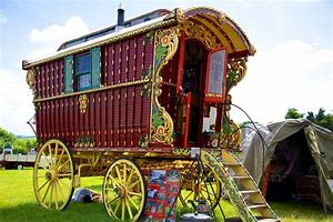 Image result for images gypsy caravans