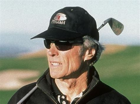 Image result for Clint Eastwood golf