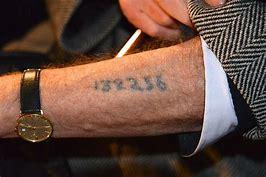Image result for images of world war 2 death camp tatoos