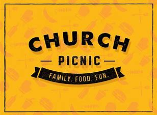 Image result for church picnic