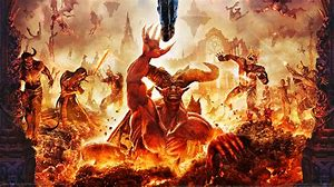 Image result for smoke arises from the pit of hell