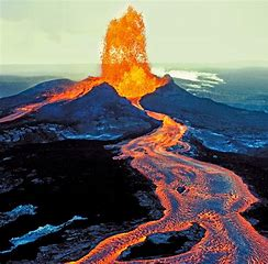 Image result for pics of hawaii volcano erupting