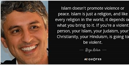 Image result for Reza Aslan QUOTES