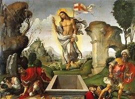 Image result for medieval paintings resurrection