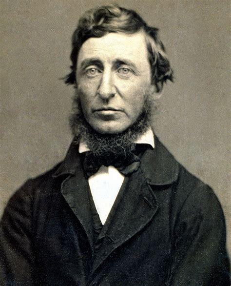 Image result for Henry David Thoreau