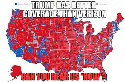 Image result for trump election map by county