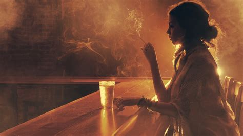 Image result for lady at bar