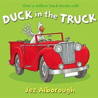 Image result for Duck in the Truck. Size: 160 x 160. Source: www.popsugar.com