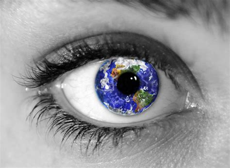 Image result for the world in pupil