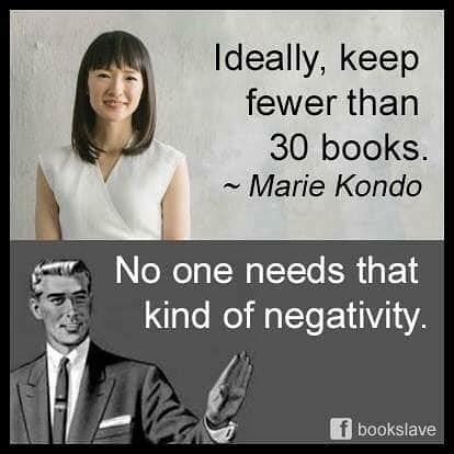 Image result for marie kondo meme funny