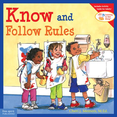 Image result for know and follow rules book