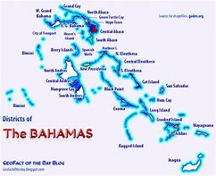 Image result for Districts in the Bahamas