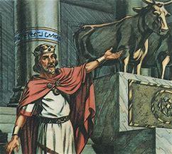 Image result for Jereboam worshiped idols