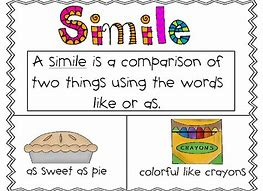 Image result for simile