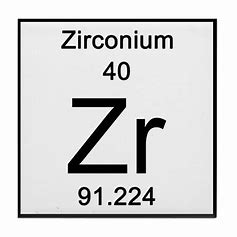 Image result for zr element