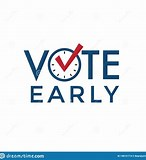 Image result for Early Voting Icon
