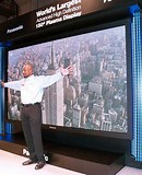 Image result for Largest Flat Screen TV 150 inches. Size: 130 x 160. Source: www.wired.com