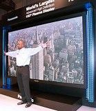 Image result for Largest Flat Screen TV 150 inches. Size: 139 x 160. Source: www.wired.com
