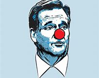 Image result for goodell clown