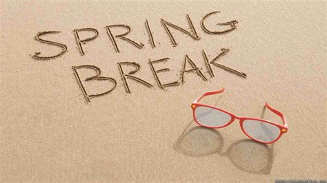 Image result for Spring Break photos + free