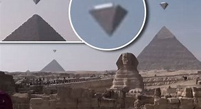 Image result for great pyramid alien theory