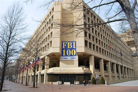 Image result for flickr commons images fbi building in dc