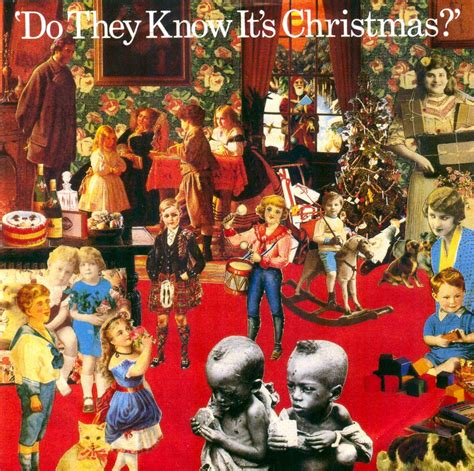 Image result for do they know it's christmas