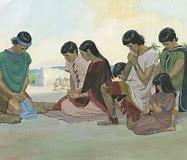 Image result for Moroni Praying