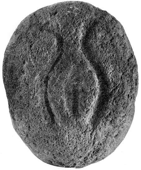Image result for archeological images of vulva