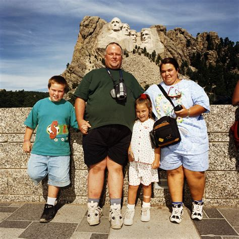 Image result for Fat American Tourist