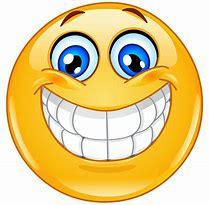Image result for big grin emoticon