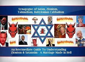Image result for zionist bloodlines fake jews the synagogoe of satan